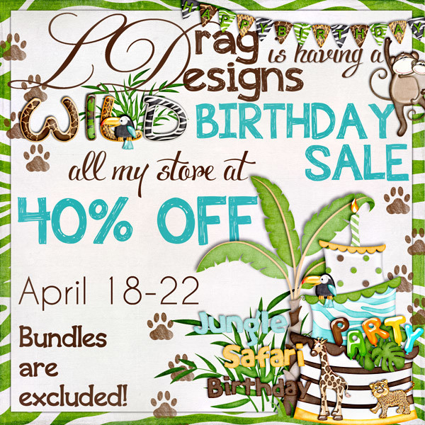 birthday sale 2014