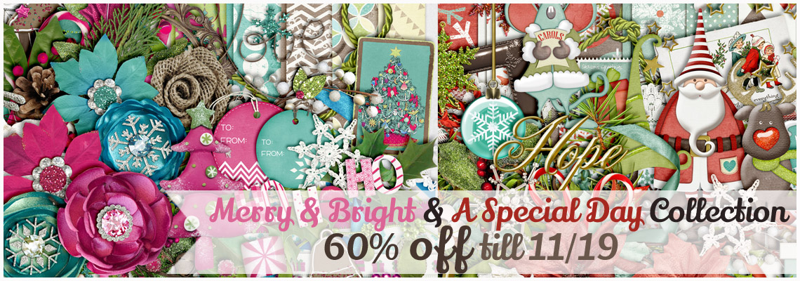 Merry  & Bright A Special Day Christmas Edition