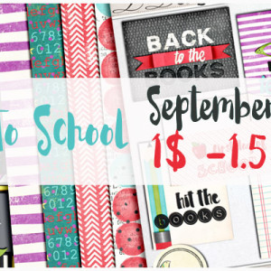 "The ""Back To School"" September Hatchery Collection  is here – freebie too"