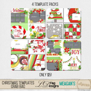 Black Friday Collab Template GB, Sale and a freebie!