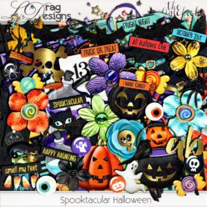 Spooktacular Halloween and a freebie addon!!!!