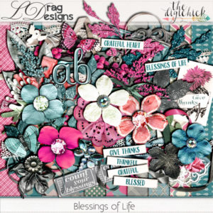 Blessing Of Life Collection, a coupon and a freebie
