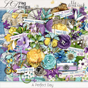 A Perfect Day Collection and a freebie!
