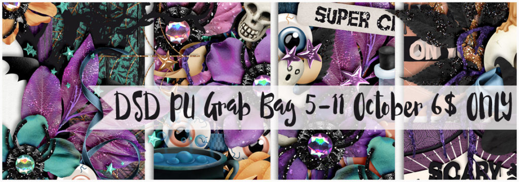 2017 DSD Grab Bag, Sales and 2 freebies!